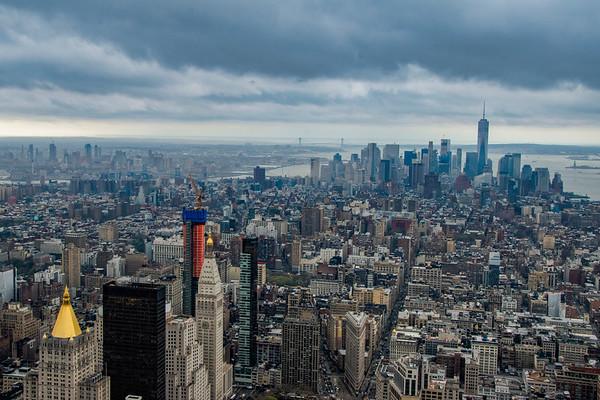 New York Above