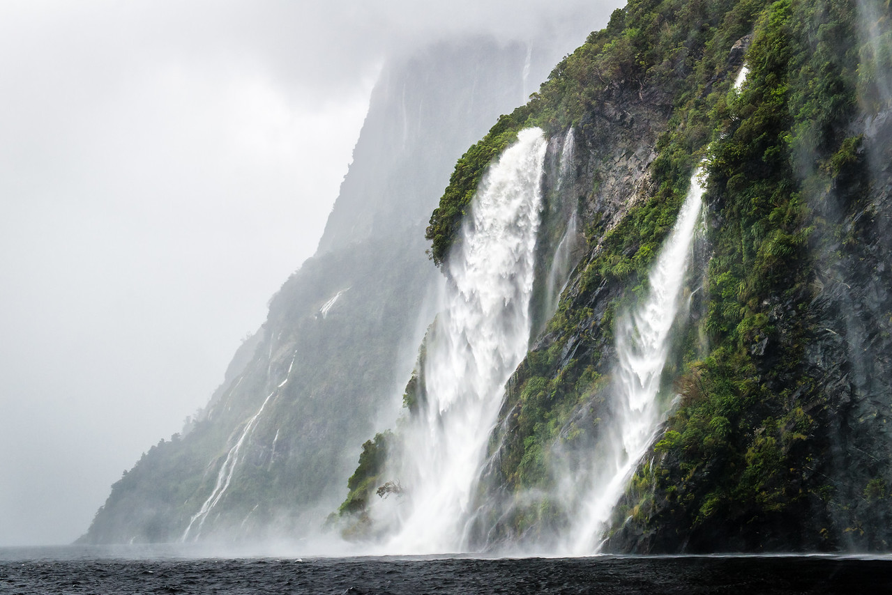 Doubtful Sound Storm