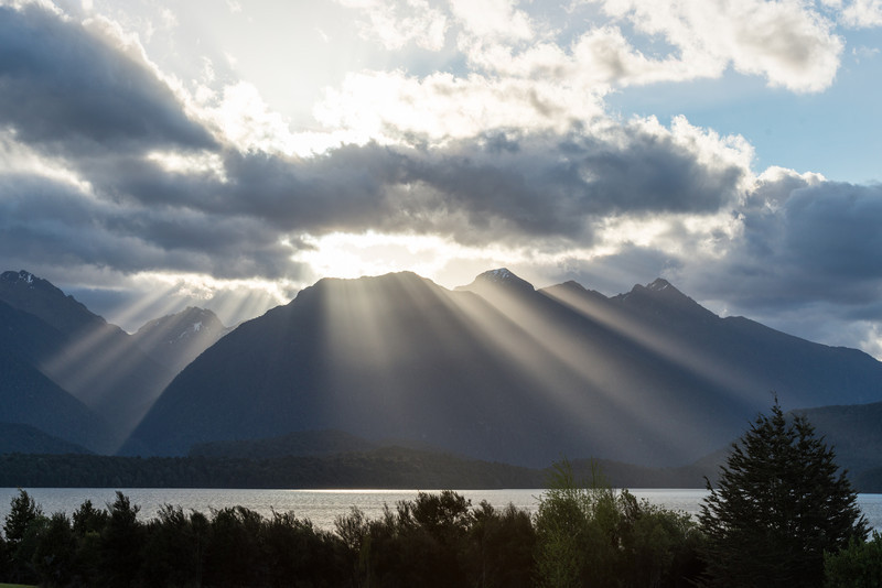 Manapouri Sunset
