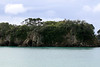 Eastern end of Motu Kaimeanui Island - Maraehako Bay - Bay of Plenty.