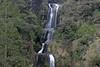 Multi-tiers or cascades of Kitakita Falls - Waitakere Ranges Regional Park.