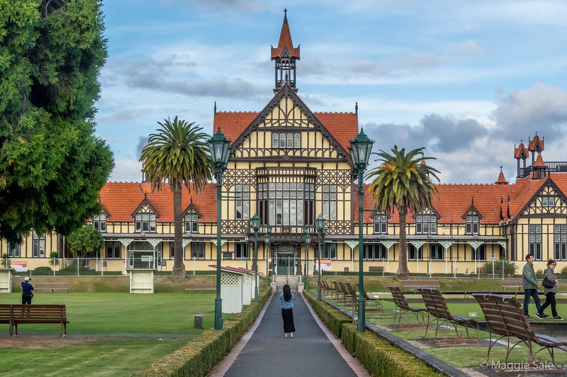Government House, Rotorua