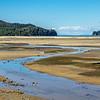 Walk along the coastal path in Abel Tasman NP.