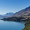 We drove up Lake Wakitapu from Queenstown to Glenorchy which was a beautiful drive.