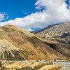 En route to Mount Cook NP