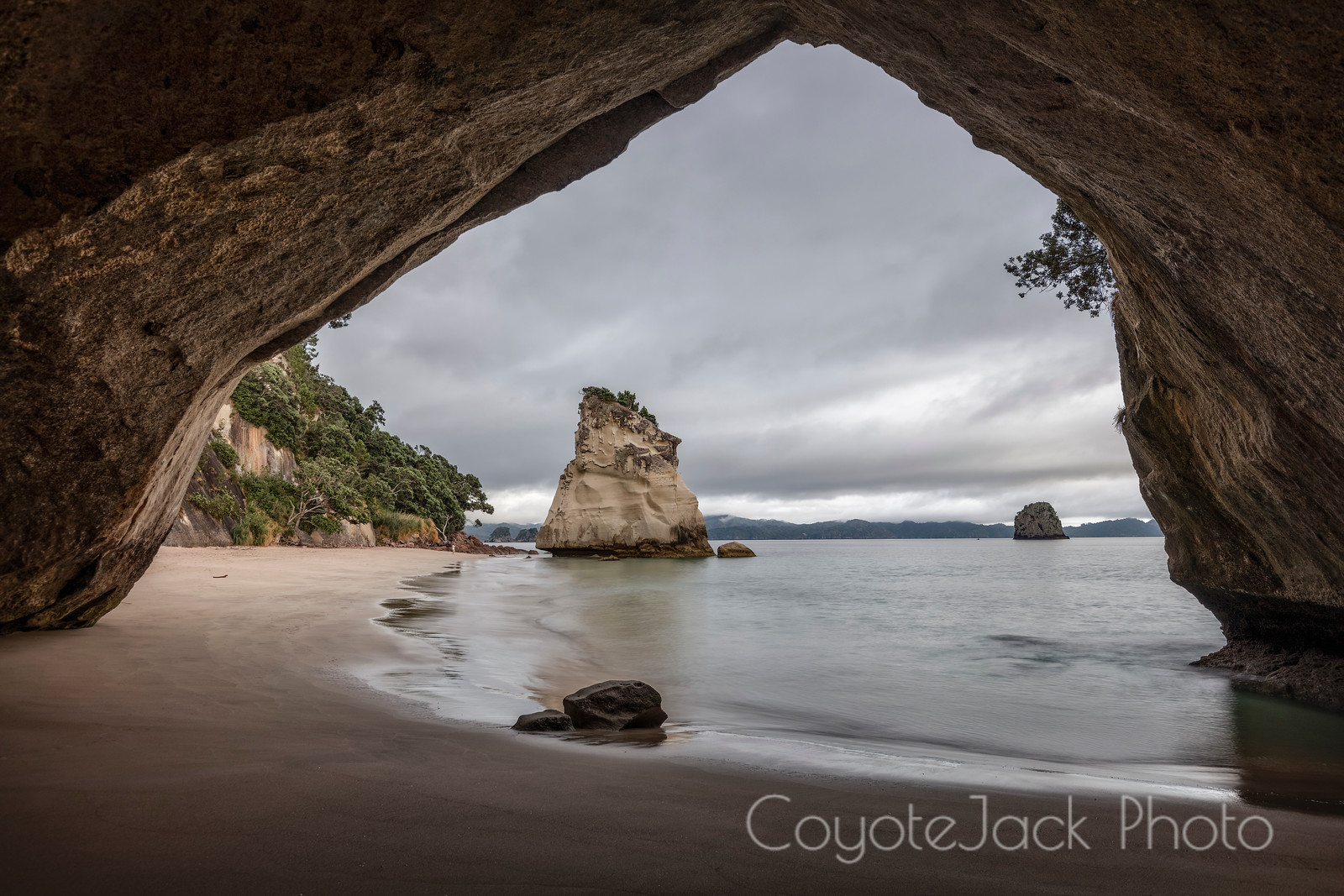 Welcome to Cathedral Cove