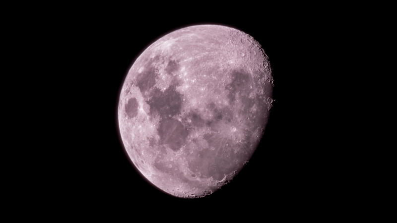 Moon in the Southern Hemisphere