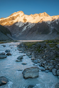 Hooker Valley Track | Aoraki / Mount Cook, New Zealand