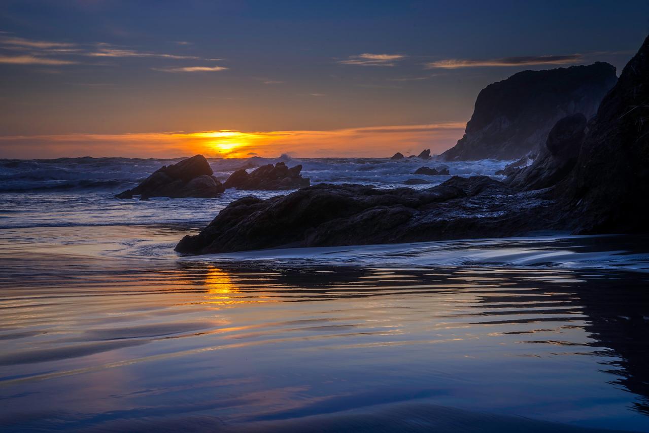 Opunake Sunset