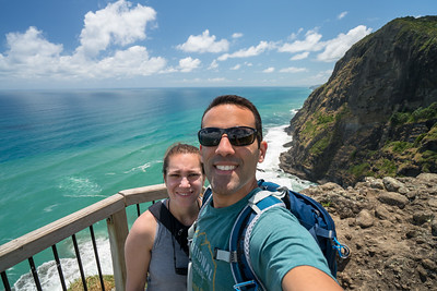 Selfie Time | Piha, NZ