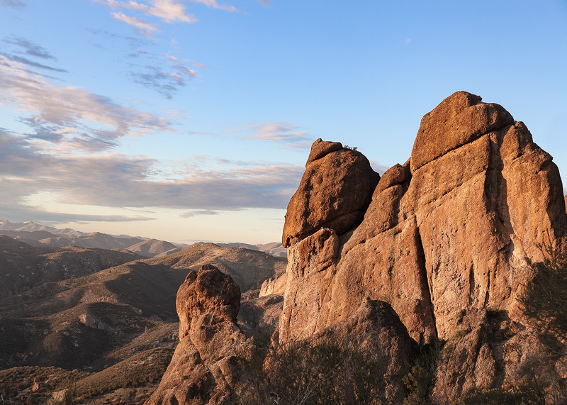 Pinnacles National Park, California