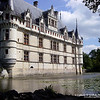 Chateau in Azay Le Rideau, France<br /> © 2002 Colleen M. Griffith. All Rights Reserved.  This material may not be published, broadcast, modified, or redistributed without written agreement with the creator.  This image is registered with the US Copyright Office.