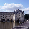 Chenonceaux Castle in the Loire Valley, France<br /> © 2002 Colleen M. Griffith. All Rights Reserved.  This material may not be published, broadcast, modified, or redistributed without written agreement with the creator.  This image is registered with the US Copyright Office.