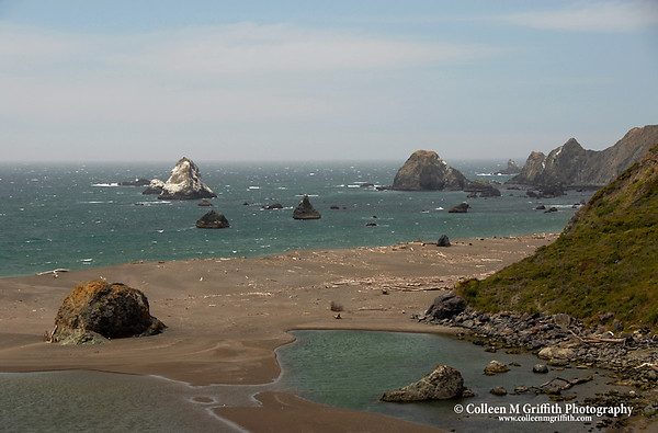 """Pacific Coast <br /> © 2007 Colleen M. Griffith.  All Rights Reserved.  This material may not be published, broadcast, modified, or redistributed in any way without written agreement with the creator.  This image is registered with the US Copyright Office.<br />  <a href=""""http://www.colleenmgriffith.com"""">http://www.colleenmgriffith.com</a><br />  <a href=""""http://www.facebook.com/colleen.griffith"""">http://www.facebook.com/colleen.griffith</a>"""