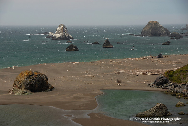 """Pacific Coast<br /> © 2007 Colleen M. Griffith.  All Rights Reserved.  This material may not be published, broadcast, modified, or redistributed in any way without written agreement with the creator.  This image is registered with the US Copyright Office.<br />  <a href=""""http://www.colleenmgriffith.com"""">http://www.colleenmgriffith.com</a><br />  <a href=""""http://www.facebook.com/colleen.griffith"""">http://www.facebook.com/colleen.griffith</a>"""