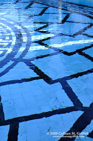 "Hearst Castle Pool<br /> © 2009 Colleen M. Griffith. All Rights Reserved.  This material may not be published, broadcast, modified, or redistributed in any way without written agreement with the creator.  This image is registered with the US Copyright Office.<br />  <a href=""http://www.colleenmgriffith.com"">http://www.colleenmgriffith.com</a><br />  <a href=""http://www.facebook.com/colleen.griffith"">http://www.facebook.com/colleen.griffith</a>"