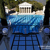 """Hearst Castle Pool<br /> © 2009 Colleen M. Griffith. All Rights Reserved.  This material may not be published, broadcast, modified, or redistributed in any way without written agreement with the creator.  This image is registered with the US Copyright Office.<br />  <a href=""""http://www.colleenmgriffith.com"""">http://www.colleenmgriffith.com</a><br />  <a href=""""http://www.facebook.com/colleen.griffith"""">http://www.facebook.com/colleen.griffith</a>"""