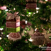 """Delectable Decorations<br /> ©  2010 Colleen M. Griffith. All Rights Reserved.  This material may not be published, broadcast, modified, or redistributed in any way without written agreement with the creator.  This image is registered with the US Copyright Office. <br />  <a href=""""http://www.colleenmgriffith.com"""">http://www.colleenmgriffith.com</a><br />  <a href=""""http://www.facebook.com/colleen.griffith"""">http://www.facebook.com/colleen.griffith</a><br /> <br /> This is the third photo in my Holiday Cheer series.  It was also captured at the Filoli Mansion - an historic site of the National Trust for Historic Preservation and one of the finest remaining country estates of the early 20th century.   I love how they change up the decorations at the mansion every year.  This tree was so creative - all the ornaments on it were colorful desserts.  They even had tables nearby with pastry dessert towers filled with these ornaments - if you weren't careful, you might just bite into them, they looked so yummy. :D Posted 2 December 2010."""