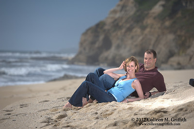 Self Portrait of Me and My Husband.  :) ©  2012 Colleen M. Griffith. All Rights Reserved. This material may not be published, broadcast, modified, or redistributed  without written agreement with the creator.  This image is registered with the US Copyright Office.