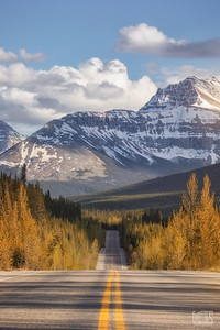 Driving the rockies