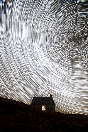 Ryvoan Star Trails