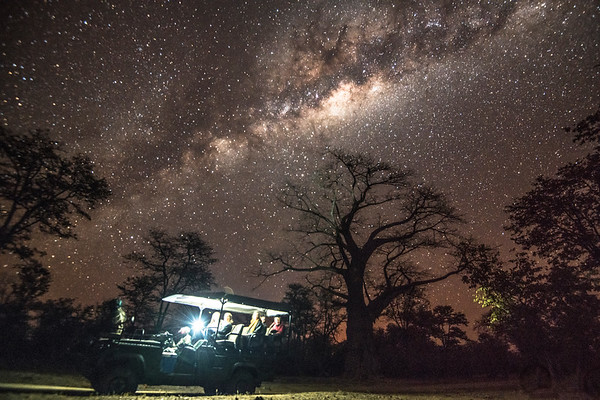 Milky Way Guided - Liwonde National Park, Malawi