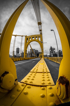 """""""Fishy Frame S/C"""" - Pittsburgh, North Shore   Recommended Print sizes*:  4x6      8x12     12x18     16x24     20x30     24x36   30x45   40x 60 *When ordering other sizes make sure to adjust the cropping at checkout*  © JP Diroll 2013"""
