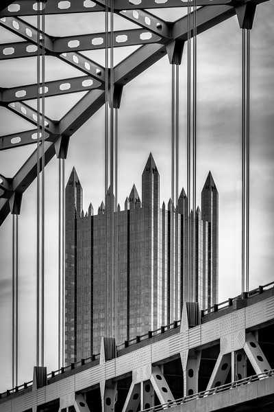 """Geometry"" - Pittsburgh   Recommended Print sizes*:  4x6  