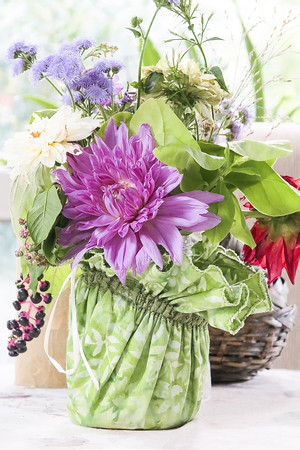 Table Bouquet No 7