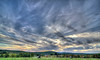 From a field alongside County Rte 7 in Harlemville
