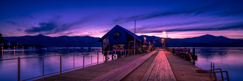 Akaroa Pier