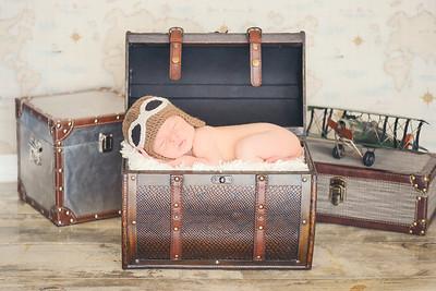 Newborn traveler