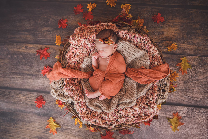 AutumnNewborn-1