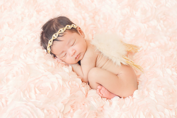Angel Wings Newborn