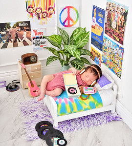 Hollywood Newborn Photos