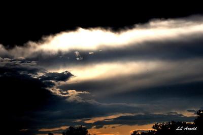 Clouds, But no rain again