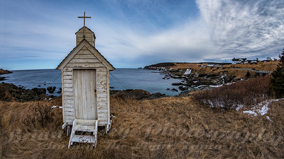 The Little Church at Pouch Cove