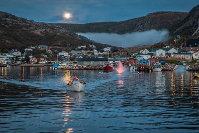 Ride the Moonlight at Petty Harbour Newfoundland