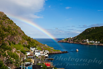 Fort Amherst Rainbow