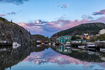An Evening in Quidi Vidi
