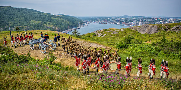 March of the Signal Hill Tattoo