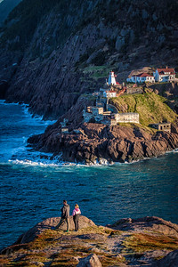 The Lookout. Fort Amherst