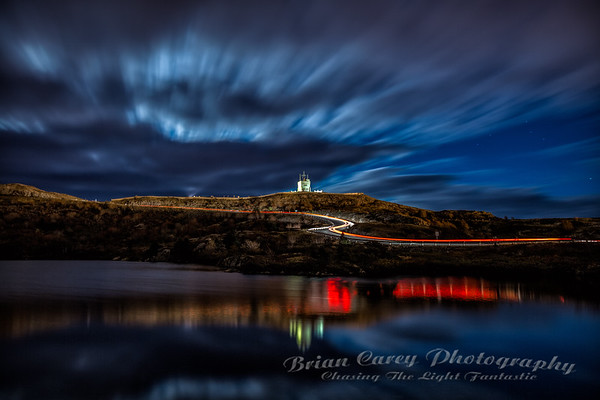 Moonlight Serenade at Signal Hill