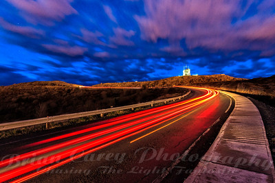 Riding the Light at Signal Hill