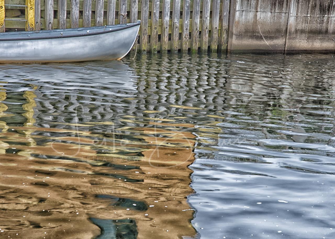 Reflections, Quidi Vidi Village, Newfoundland