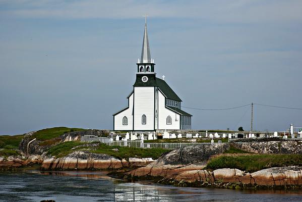 St. Luke's Anglican Church, Newtown, Newfoundland