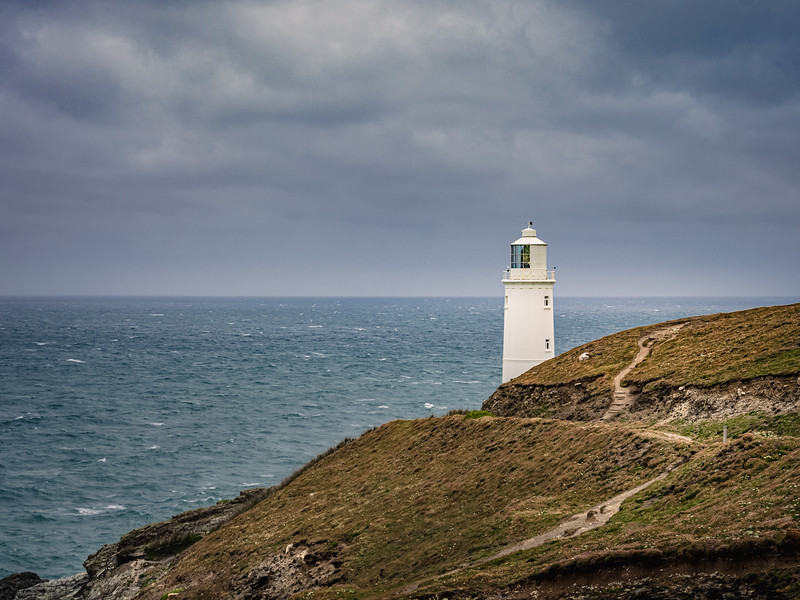 Trevose Head Lighthouse, Cornwall 2020