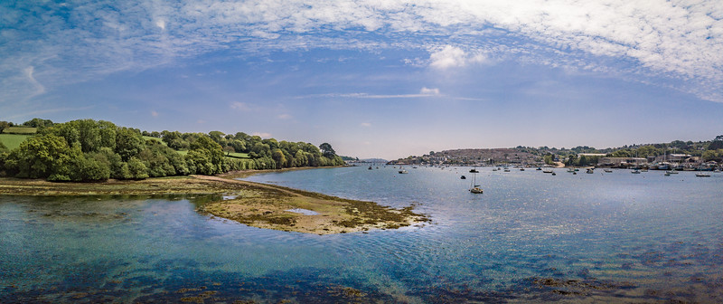 Penryn Creek, Cornwall