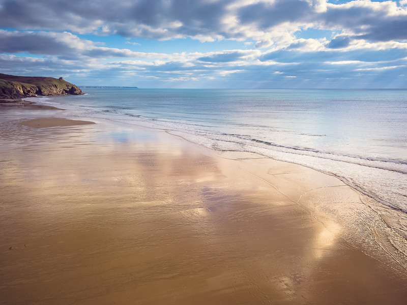 Praa Sands, Cornwall