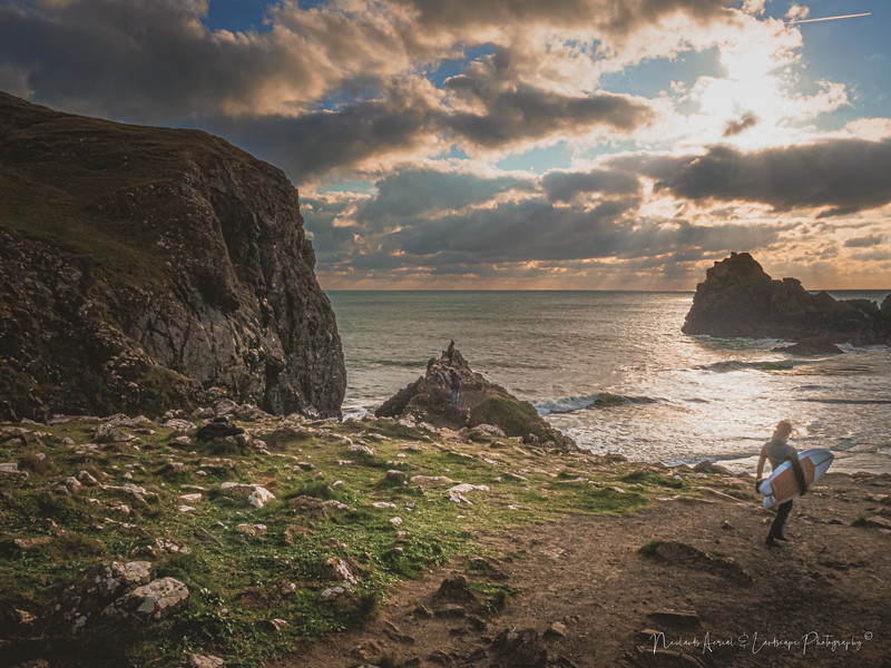 Kynance Cove, Cornwall 2019
